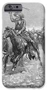 Remington: Cowboys, 1888 IPhone Case by Granger