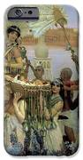The Finding Of Moses IPhone Case by Sir Lawrence Alma Tadema