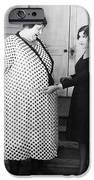 Silent Still: Weight IPhone Case by Granger