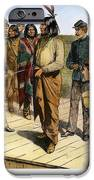 Geronimo (1829-1909) IPhone Case by Granger