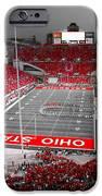 A Scarlet Stage IPhone Case by Kenneth Krolikowski