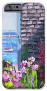 A Visit To P Town Jr IPhone Case by Laura Lee Zanghetti