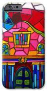 Alamo Mosaic Two IPhone Case by Patti Schermerhorn