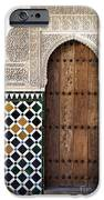 Alhambra Door Detail IPhone Case by Jane Rix