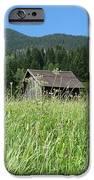 Alpine Meadow  IPhone Case by Carol Groenen