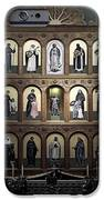 Altar Screen Cathedral Basilica Of St Francis Of Assisi Santa Fe Nm IPhone Case by Christine Till