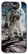Apollo 11: Buzz Aldrin IPhone Case by Granger