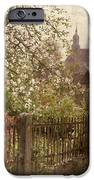 Apple Blossom IPhone Case by Alfred Muhlig