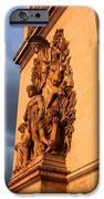 Arc De Triomphe IPhone Case by Juergen Weiss
