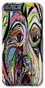 Colorful Boxer IPhone Case by Eloise Schneider