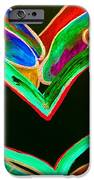 Universal Sign For Love IPhone Case by Eloise Schneider