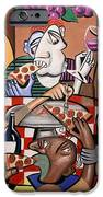 At The Pizzeria IPhone Case by Anthony Falbo