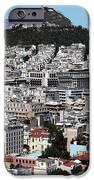 Athens City View IPhone Case by John Rizzuto