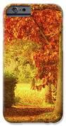 Autumn Colors IPhone Case by Wim Lanclus
