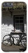 Bike At The Window County Clare Ireland IPhone 6s Case by Teresa Mucha