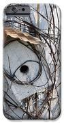 Birdhouse Brambles IPhone Case by Lauri Novak