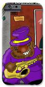 Blowin' On Bourbon IPhone Case by Kev Moore