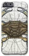 Blue Crab IPhone 6s Case by Charles Harden