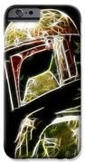 Boba Fett IPhone Case by Paul Ward