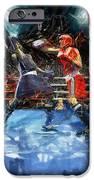 Boxing Night IPhone Case by Murphy Elliott