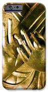 Buddhas Hands IPhone Case by Ray Laskowitz - Printscapes