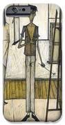 Buffet: Artist, 1948 IPhone Case by Granger