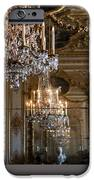 Chandelier At Versailles IPhone Case by Georgia Fowler