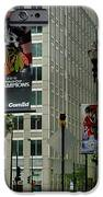 Chicago Blackhawk Flags IPhone Case by Ely Arsha