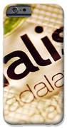 Cialis Packaging IPhone Case by Pasieka