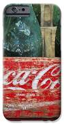 Classic Coke IPhone Case by David Lee Thompson