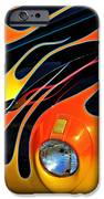 Classic Flames IPhone Case by Perry Webster