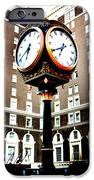 Clock IPhone Case by Kelly Hazel