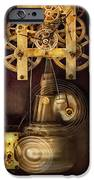 Clockmaker - The Mechanism  IPhone Case by Mike Savad