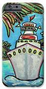 Colors Of Cruising IPhone Case by Patti Schermerhorn