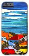 Colors Of St Martin IPhone Case by Patti Schermerhorn