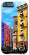 Colors Of Venice IPhone Case by Jeff Kolker