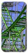 County Fair Thrill Ride IPhone Case by Joe Kozlowski