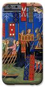 Crusades 14th Century IPhone Case by Granger