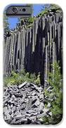 Devil's Postpile - Nature's Masterpiece IPhone Case by Christine Till