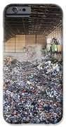 Domestic Waste Treatment Centre IPhone Case by Photostock-israel