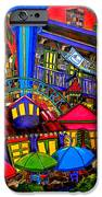 Downtown Attractions IPhone Case by Patti Schermerhorn