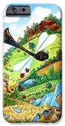 Dragonfly IPhone Case by Luis Peres