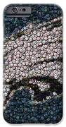 Eagles Bottle Cap Mosaic IPhone Case by Paul Van Scott