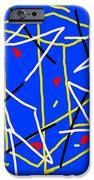 Electric Midnight IPhone Case by Paulo Guimaraes