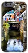 Ellicott City Bridge Arch IPhone Case by Stephen Younts