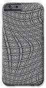 Fabric Design 19 IPhone Case by Karen Musick