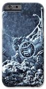 Facing The Enemy II IPhone Case by Marc Garrido