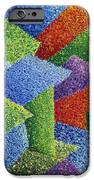Fall Leaves On Grass IPhone Case by Sean Corcoran