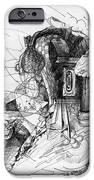 Fantasy Drawing 3 IPhone Case by Svetlana Novikova