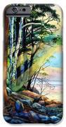 Fantasy Island IPhone Case by Hanne Lore Koehler